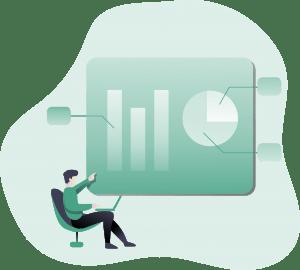 interactive dashboard for data analytics
