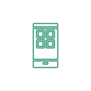 app third party integration icon