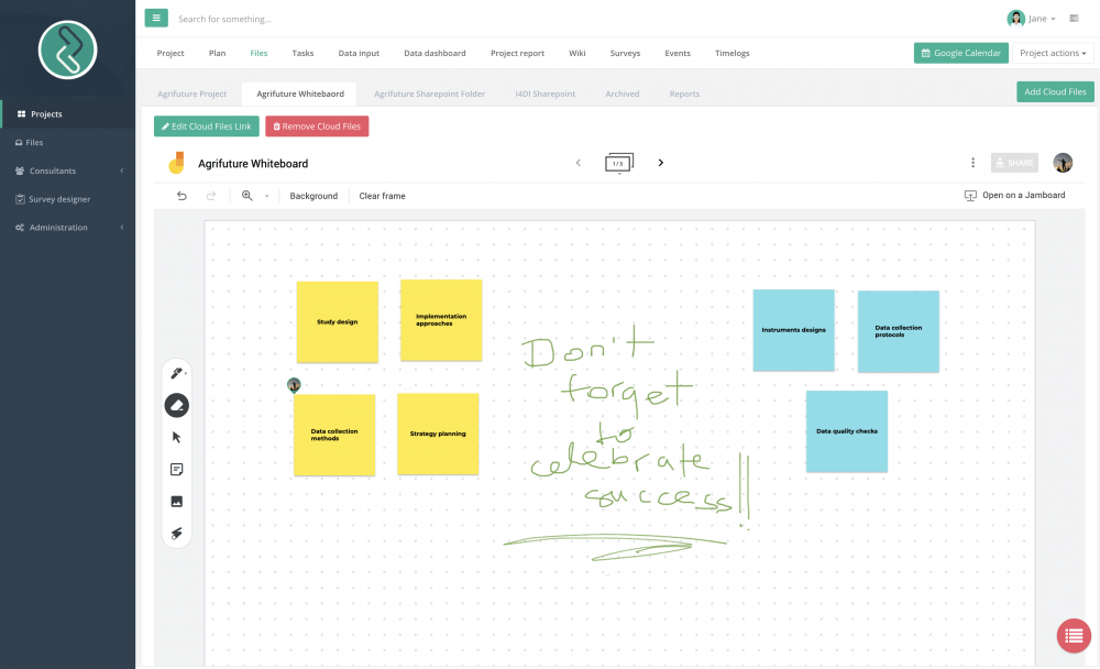 Zen-O Projects is an online project management information system