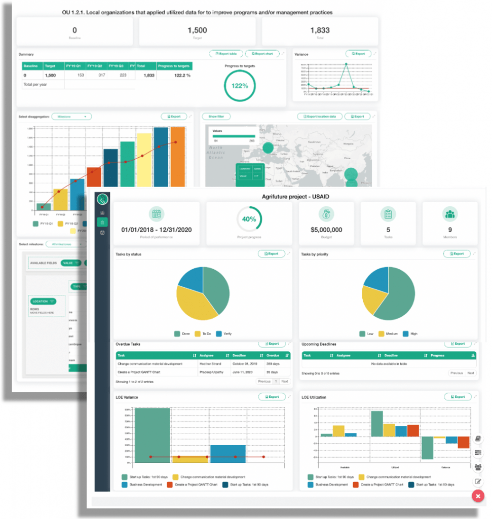Zen-O: Project Information System Dashboard