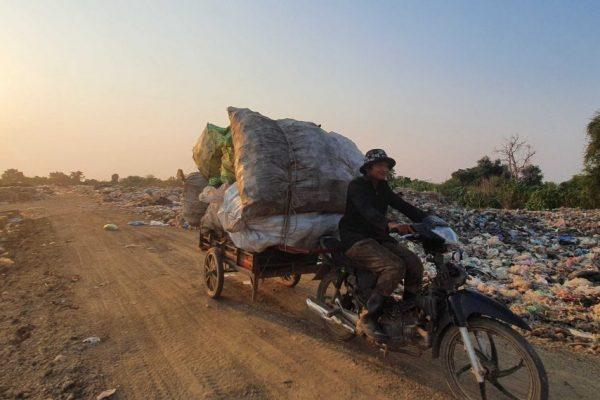 BMC Dumpsite sorting - transport